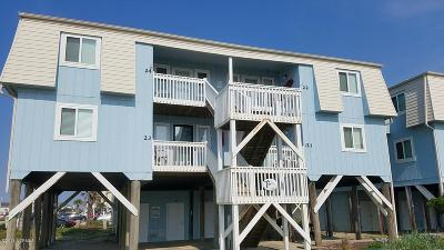 Ocean Isle Beach Condo/Townhouse For Sale: 447 E Second Street #21