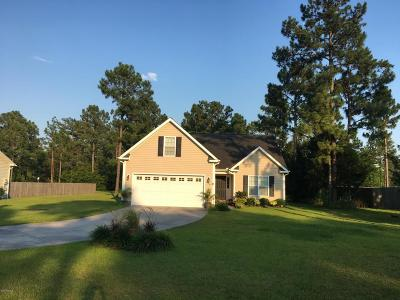 Hubert Single Family Home For Sale: 148 Van Riggs Road