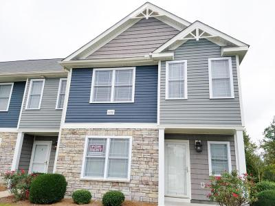 Greenville Condo/Townhouse For Sale: 4132 Kittrell Farms Drive #L7