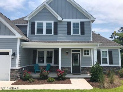 Cedar Point Single Family Home For Sale: 110 Sweet Grass Trail #Lot 92