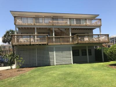 Wrightsville Beach Single Family Home For Sale: 7 Sea Oats Lane #7