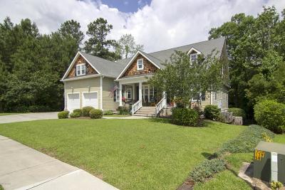 Magnolia Greens Single Family Home For Sale: 1539 Grandiflora Drive