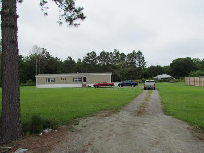 Ayden Manufactured Home For Sale: 9943 County Home Road