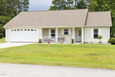 Havelock Single Family Home For Sale: 206 Borgo Court
