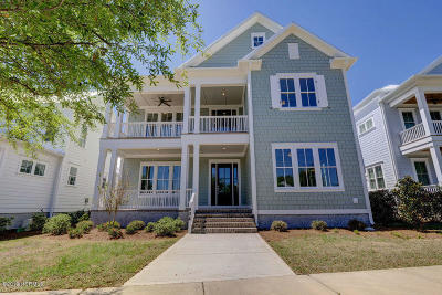 Wilmington Single Family Home For Sale: 904 Striking Island Drive