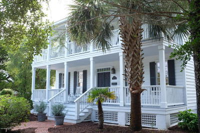 Beaufort NC Single Family Home For Sale: $1,150,000