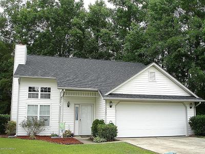 New Bern Single Family Home For Sale: 3203 Granville Court