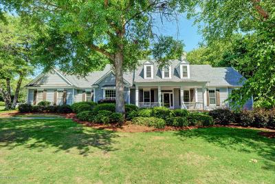 Wilmington Single Family Home For Sale: 813 Oak Creek Place