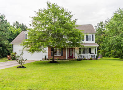 Jacksonville Single Family Home For Sale: 311 Chisholm Trail
