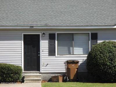 Jacksonville Rental For Rent: 109 Easy Street