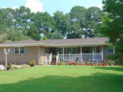 Edgecombe County Single Family Home For Sale: 1010 S Howard Circle
