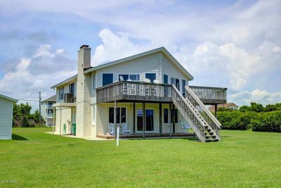 Sneads Ferry Single Family Home For Sale: 305 Waterway Drive