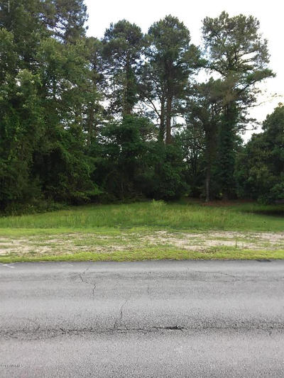 New Bern Residential Lots & Land For Sale: 1911 Caracara Drive