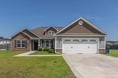 Richlands Single Family Home For Sale: 150 Prelude Drive