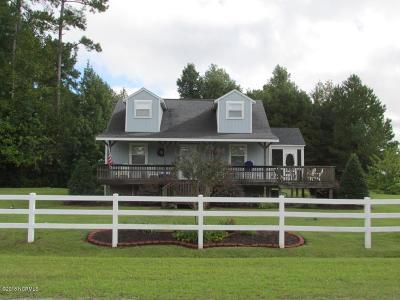 Swansboro Rental For Rent: 998 W Firetower Road