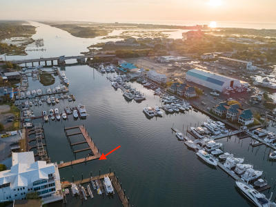 Boat Slip For Sale: 1322 Airlie Road #23 And 2