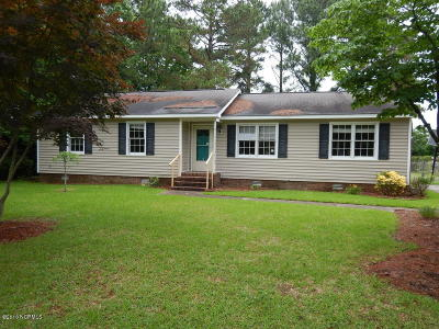 Greenville Single Family Home For Sale: 101 Tuckahoe Drive
