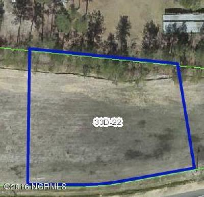 Richlands Residential Lots & Land For Sale: 102 Cottle Court