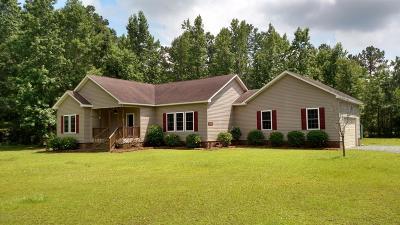 Castle Hayne Single Family Home For Sale: 5707 Dekker Road