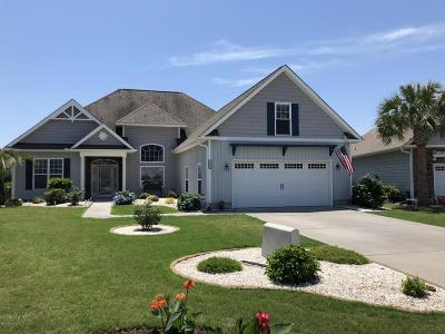 Ocean Isle Beach NC Single Family Home For Sale: $339,000