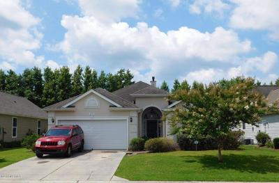 Single Family Home For Sale: 475 Slippery Rock Way