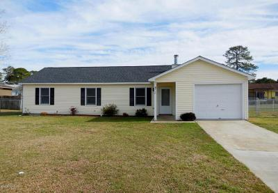 Havelock Single Family Home For Sale: 212 Ashwood Court