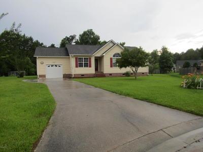 Castle Hayne Single Family Home For Sale: 2801 Fletcher Court