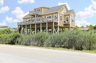 Oak Island Single Family Home For Sale: 117 SE 54th Street