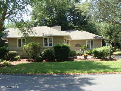 Sea Trail Plantation Single Family Home For Sale: 716 Fairway Drive E