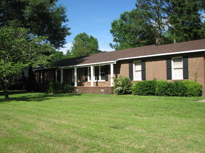 New Bern Single Family Home For Sale: 109 Huntcliff Road