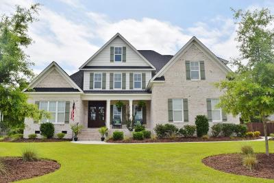 Winterville Single Family Home For Sale: 1008 Wickham Drive