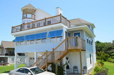 Emerald Isle NC Single Family Home For Sale: $699,000