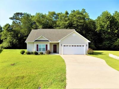 Beulaville Single Family Home For Sale: 313 Caleb Court