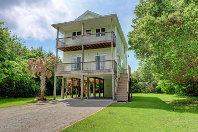 Sneads Ferry Single Family Home For Sale: 184 Grandview Drive