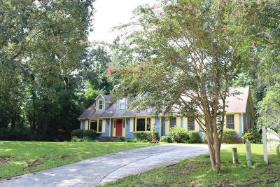 Havelock Single Family Home For Sale: 107 Deerwood Trail