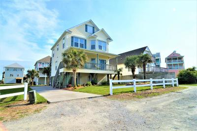 Atlantic Beach Single Family Home For Sale: 303 Barefoot