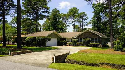 Carolina Shores Single Family Home For Sale: 14 Carolina Shores Drive