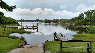 Swansboro Residential Lots & Land For Sale: 1130 Seashore Drive