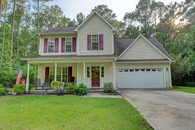 Jacksonville Single Family Home For Sale: 635 Walnut Drive