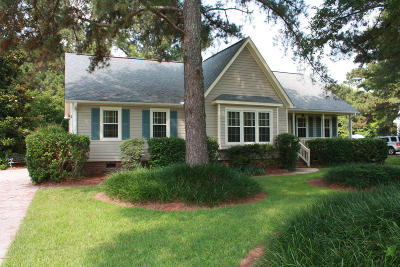 Greenville NC Single Family Home For Sale: $170,000