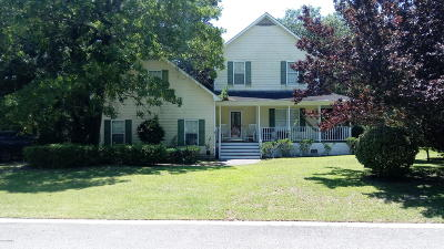 Wilmington NC Single Family Home For Sale: $280,000