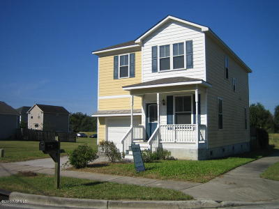 Wilmington NC Single Family Home For Sale: $169,000