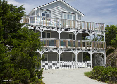 Emerald Isle NC Single Family Home For Sale: $469,900