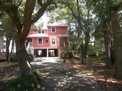 Emerald Isle NC Single Family Home For Sale: $324,500