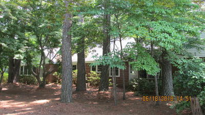 Edgecombe County Single Family Home For Sale: 2614 N Main Street