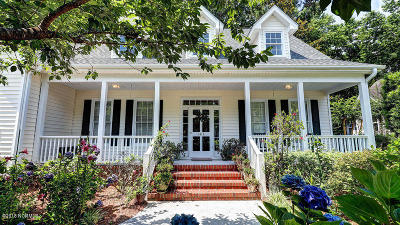 Wilmington NC Single Family Home For Sale: $350,000