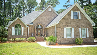 New Bern NC Single Family Home For Sale: $298,500