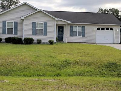 New Bern Single Family Home For Sale: 110 Sweet Bay Drive