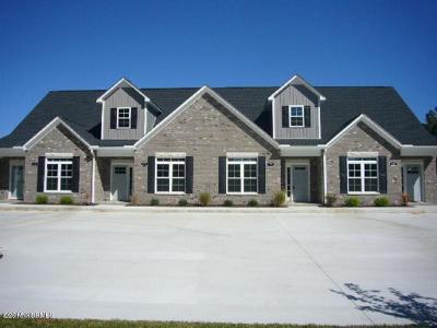 New Bern Condo/Townhouse For Sale: 164 Station House Road