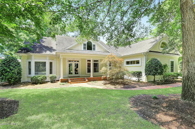 Belville Single Family Home For Sale: 1040 Club Court